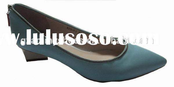 New design wholesale china comfortable casual women shoe for wholesales china women shoe low heel pa