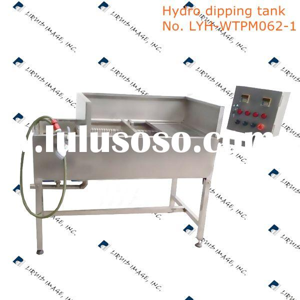 No. LYH-WTPM062-1stainless steel hydro dip tank for sale, water transfer tank from chengdu