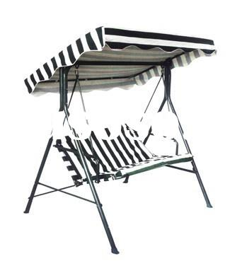 Swing outdoor double seat camping chair with umbrella folding camping chair for 2015