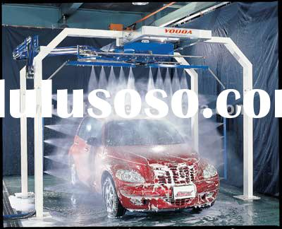 Touchless Automatic Car Wash Equipment For Sale Price