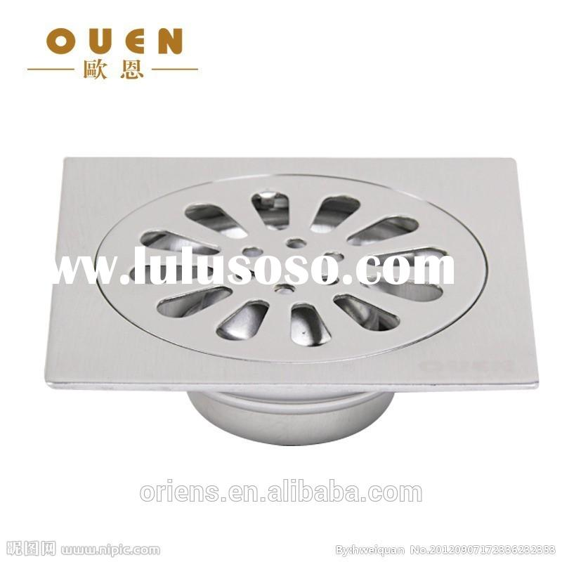 CE standard metal drain covers garage floor drain covers