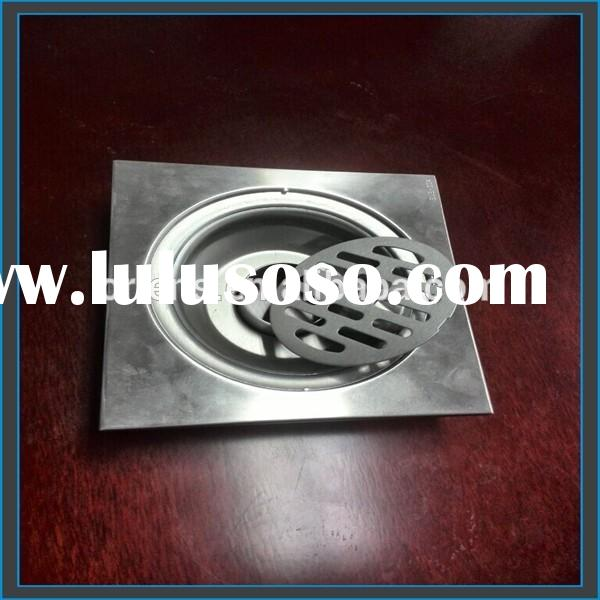 New Sheet Metal Stainless Steel Floor Drain/cover Product from China Supplier