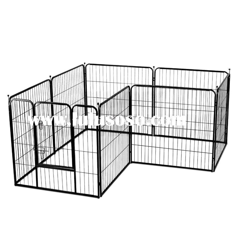 Temporary Fence Enclosures : Portable dog run or cat enclosures sheep chicken cage for