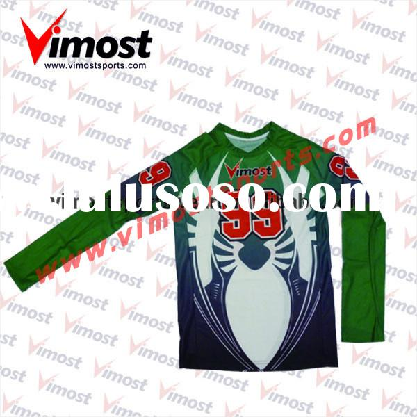 cheap sublimated volleyball jerseys design