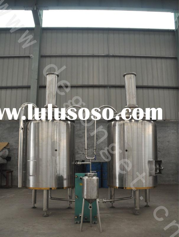 micro brewery equipment used in hotel or restaurant for sale 2HL