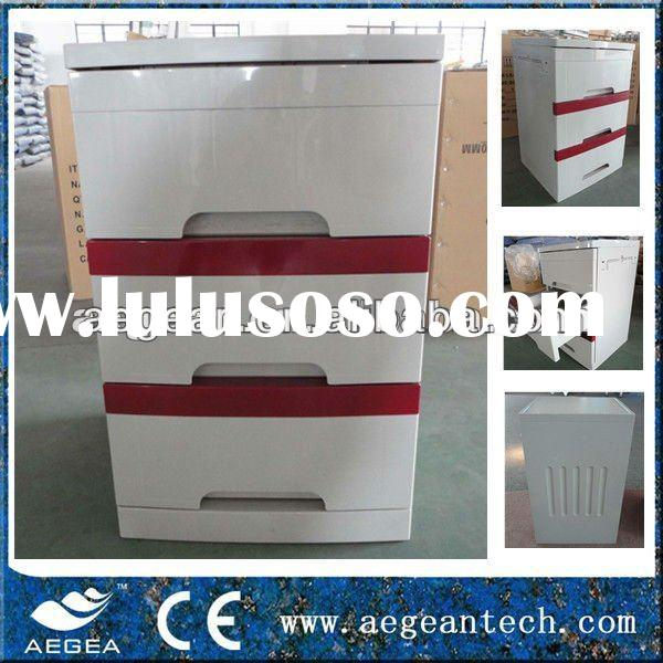 AG-BC001 ABS medical cabinet with storage drawers plastic