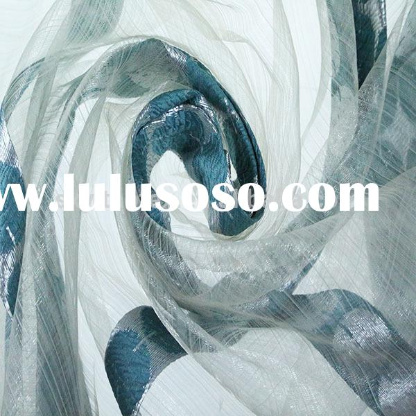 Best hot sell sheer curtain new arrival window sheer curtain bedroom Continuous sheer curtain
