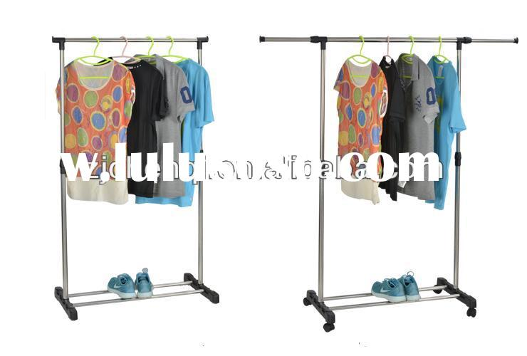 heavy duty clothes hanging rack TM-314