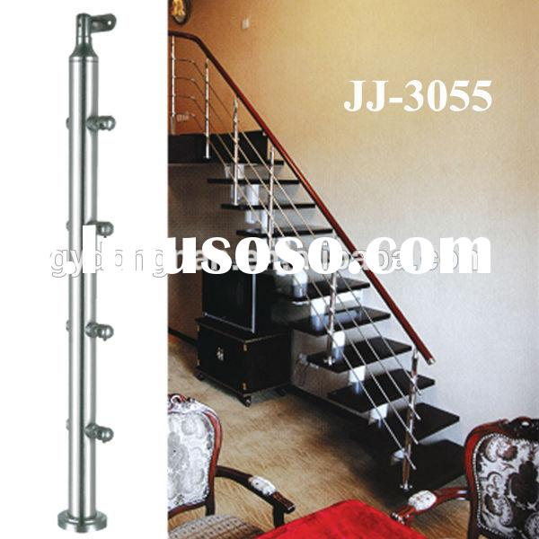 high quality stainless steel balustrade for stair railings