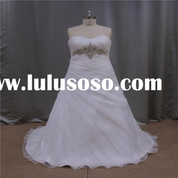 Professional 16 years feather straps cheap backless white maxi dress wedding dress