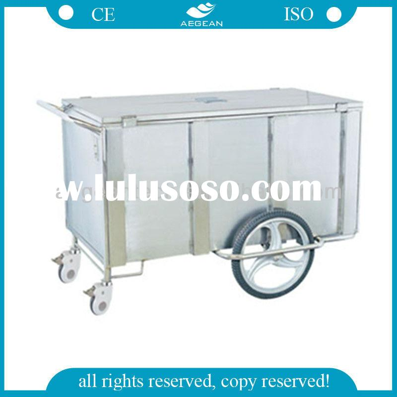CE approved ! AG-SS069 durable rubbermaid carts medical equipment list