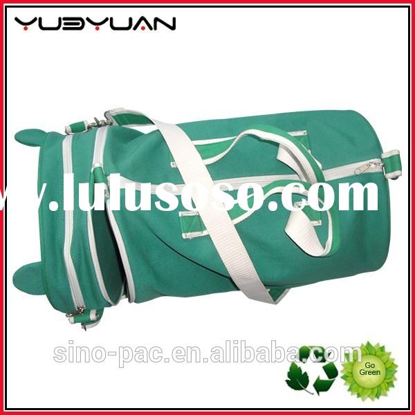 2015 high quality Recycled new fashional Shanghai factory price multifunctional school bags for girl