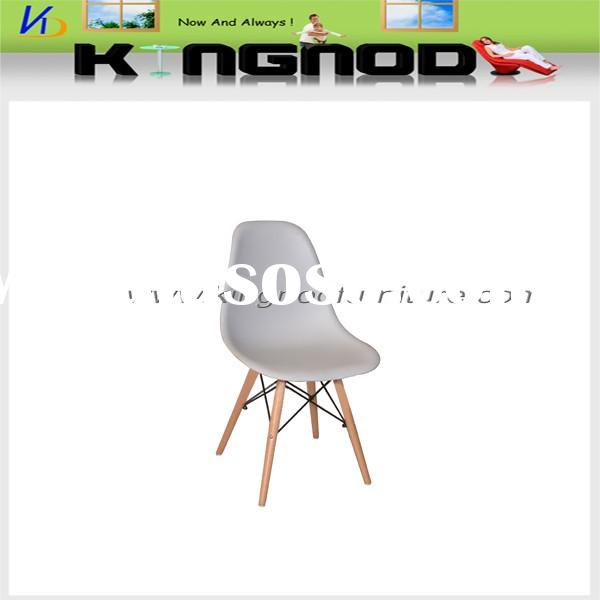 2015 Modern outdoor plastic dining chair and table