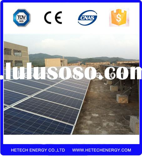 Cheap off grid 5KW solar panel system with all equipment hot sale in china