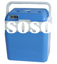 Hot sell blue travel Thermoelectric cooler