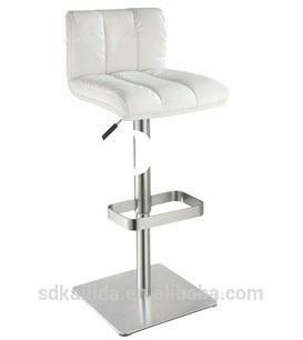 Modern White Swivel Bar Stools of High Quality GT-B007