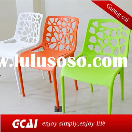 Outdoor cheap dining chair plastic wedding chair