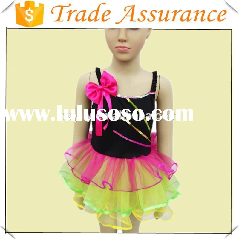 Wholesalers new fashion pink princess dress for toddlers handmade kids costumes