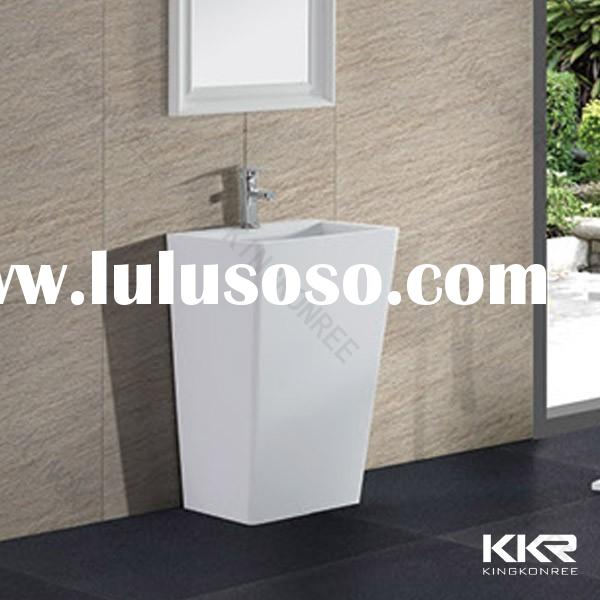 new style pedestal sinks small bathroom sinks