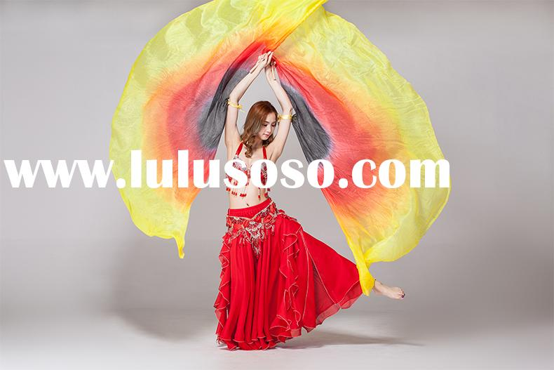 600084 silk dance costumes isis wings belly dance accessory belly dance costume wings