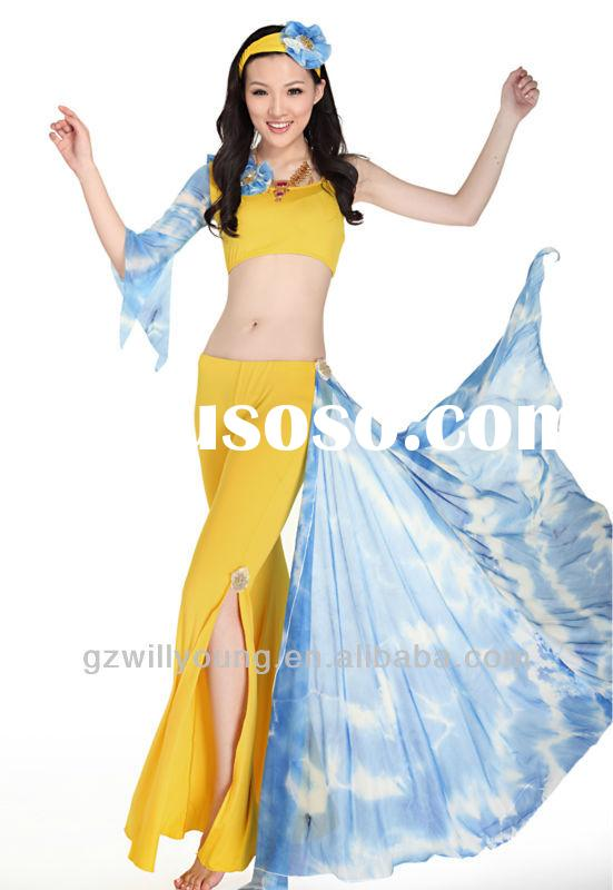Cheap & Hot Selling belly dance costumes 2013 New belly dance hip scarf Nice hair accessory