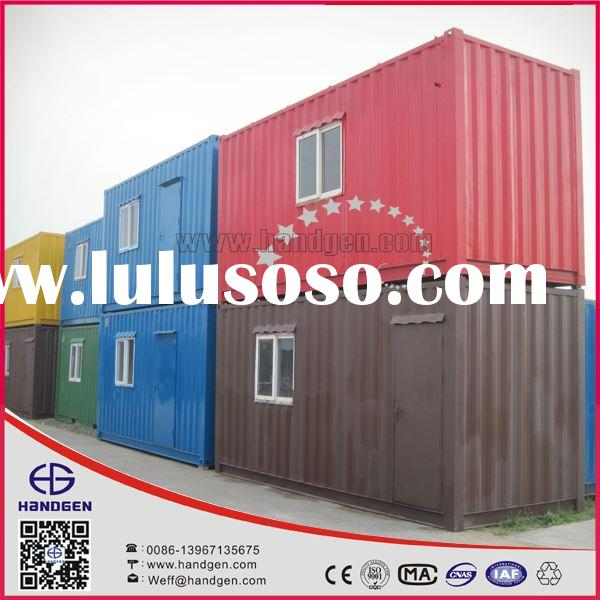Sea Shipping Modified Container House