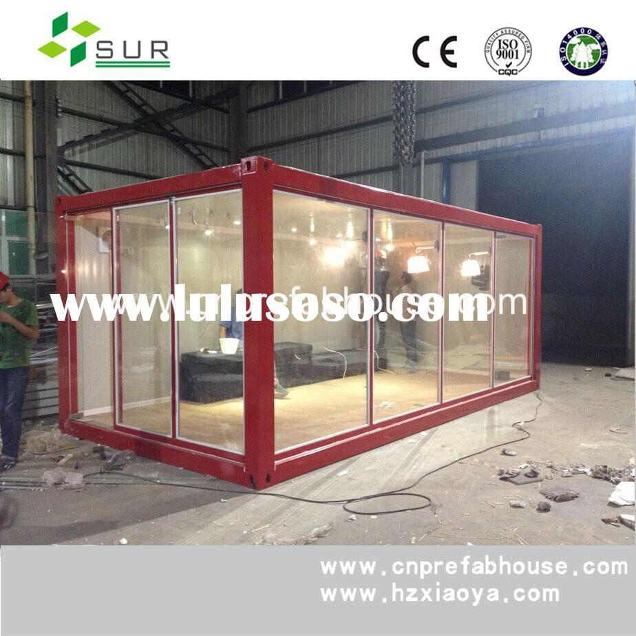 house prefabricated modified sea container house