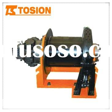 electric 110 volt winches